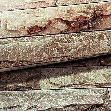 Muster Tapete Kultur Backstein Nachahmung Marmor