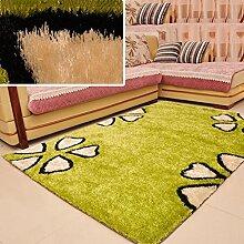 Muster Teppich Wohnzimmer Kaffetisch Wasseraufnahme Teppich Schlafzimmer Bedside Matten Teppich , O , 1.2*1.7