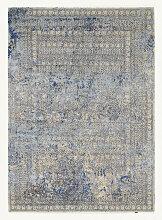 Musterring ORIENTTEPPICH 140/200 cm Blau , 140x200
