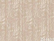 Mustertapete unifarben mit Textur in Moro-Optik