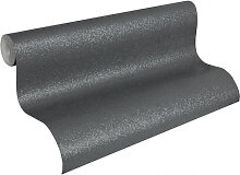 Mustertapeten - Architects Paper Tapete Nobile grau, metallic