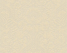 Mustertapeten - Mustertapete Architects Paper Textiltapete Haute Couture 2 Beige