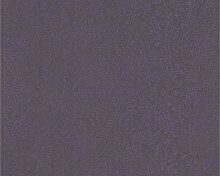 Mustertapeten - Mustertapete Architects Paper Textiltapete Haute Couture 2 Violett