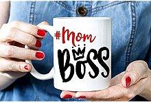 Mutter Chef Tassen Kaffee-Haferl