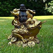 Muttermui Mui Wohnkultur Garten Dekor Happy Buddha