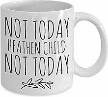 Muttertag Becher für neue Mutter nicht heute
