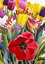 Muttertagstulpen 30 X 45 cm Dekorative Muttertag
