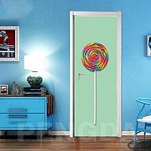 Mutuco Türaufkleber Aufkleber An Der Tür