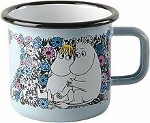 Muurla Moomin - Tasse, Henkelbecher, Kindertasse -