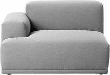 Muuto - Connect Sofa, Eckelement A (Armlehne