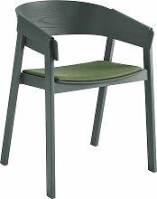 Muuto Cover Chair Stuhl Mit Kissen