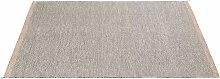 Muuto Ply Teppich 200x300 Schwarz-weiß (l) 300 X