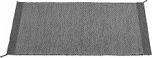 Muuto Ply Teppich 85x140 Dunkelgrau (l) 140 X (b)