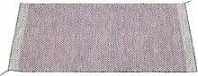 Muuto Ply Teppich 85x140 Rosa (l) 140 X (b) 85 Cm