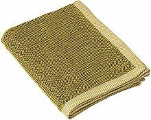 Muuto Ripple Plaid Gelb (l) 180 X (b) 115 Cm