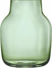 Muuto - Silent Vase, large, grün
