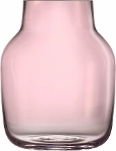 Muuto - Silent Vase, large, rosa