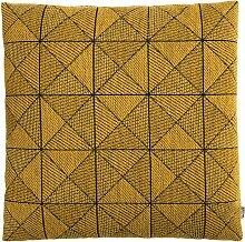 Muuto Tile Kissen Gelb (l) 50.00 X (b) 50.00 Cm