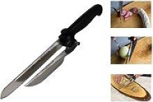 Muxel Back-Set Nova Diamant Messer für