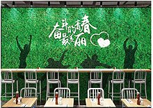 Muzemum Cafe Fototapete - Vlies Wand Tapete
