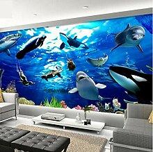 Muzemum - Unterwasserwelt Blue Ocean Dolphin Shark