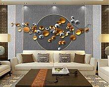 Muzemum Vintage Hintergrundwand 3D Wand Papers