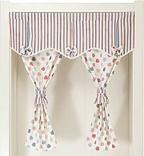 MVW Stoff Gardine/Vorhang/Schlafzimmer, Cartoon,