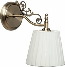 MW-Light 372021301 Wandleuchter Wandlampe Antik