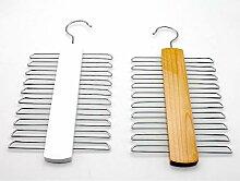 MWD Krawattenbügel aus Holz, multifunktionales
