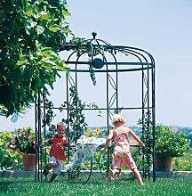 MWH Royal Garden Accessoires Pavillon eisengrau