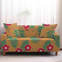 MWMG Couch Überwurf,Stretch Sofabezüge Vintage