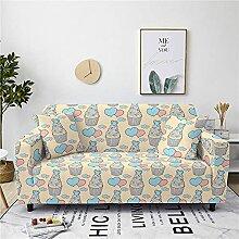 MWMG Sofa Cover,Stretch Sofa Schonbezüge Cartoon