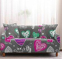 MWMG Sofa Cover,Stretch Sofabezüge Moderne