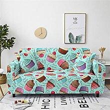 MWMG Überwurf Sofa,Stretch Sofa Schonbezüge
