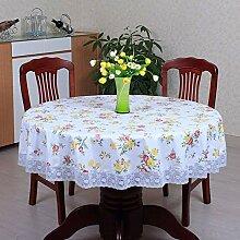 MWPO Pastorale Tischdecke im europäischen