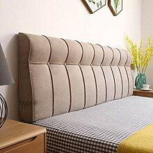 MWPO Weiches Rückenkissen auf dem Bett,