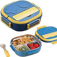 MXFYY Lunchbox Bento Lunchbox Kinder,Jungen