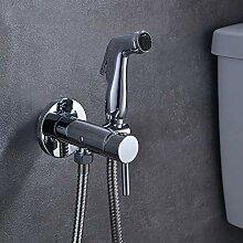 MXL Bidet Wasserhahn Sprayer mit Wandhalterung