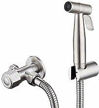 MXL Edelstahl Toilette Hand Bidet Wasserhahn