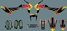 MXP Grafik Dirt Bike Aufkleber Motorrad Graphic