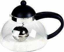 my basics Tee-Kanne Clipper 1, 5l Glas-Kanne