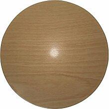 my bumpy Woody Türstopper / Briefbeschwerer, Tür Halter, Canadian Maple, H 2,5 cm, Ø 13 cm, 2808