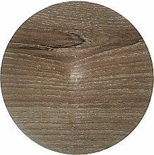 my bumpy Woody Türstopper / Briefbeschwerer, Tür Halter, Glazed Ash Tree, H 2,5 cm, Ø 13 cm, 2822
