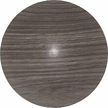 my bumpy Woody Türstopper / Briefbeschwerer, Tür Halter, Grey Oak, H 2,5 cm, Ø 13 cm, 2804