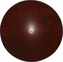my bumpy Woody Türstopper / Briefbeschwerer, Tür Halter, Red Oak, H 2,5 cm, Ø 13 cm, 2800
