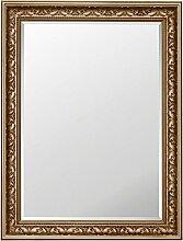 My Flair 109039-GOLD Spiegel Wandspiegel PARI im