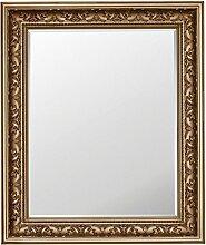 My Flair 109043-GOLD Spiegel Wandspiegel PARI im