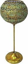My Flair Orient Teelichthalter auf Standfuß Groß