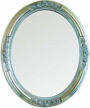 My Flair Ovaler Spiegel Beyzawi I, Barock, Holz,