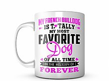 My French Bulldog Is Totally My Most Favorite Dog